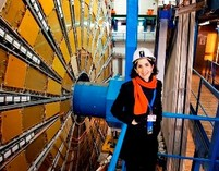 A conversation with Fabiola Gianotti: leader of the ATLAS Collaboration at CERN