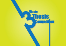 3 Minute Thesis Competition Grand Final