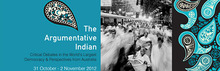 The Argumentative Indian, Critical Debates in the World's Largest Democracy & Perspectives from Australia
