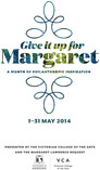 Give it Up For Margaret: A Month of Philanthropic Inspiration