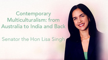 Tiffin Talk - Contemporary Multiculturalism: from Australia to India and Back