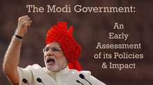 Tiffin Talk - The Modi Government: An Early Assessment of its Policies and Impact