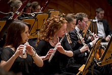 The University of Melbourne Orchestra play Mozart & Dvorak