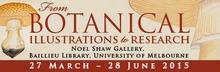 University of Melbourne Herbarium past and present