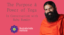 The Purpose and Power of Yoga - In Conversation with Baba Ramdev