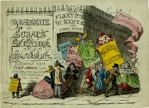Georgian caricaturist and Victorian illustrator George Cruikshank – A prelude to S.T. Gill