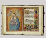 The Rothschild Prayer Book and the Book of Hours