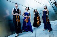 Lunch Hour Concert: Mimir Festival - The Calla Quartet